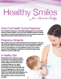Healthy Smiles for Mom and Baby