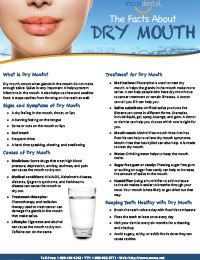 The Facts About Dry Mouth